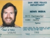 buckmaster_radio_san_jose.1980-Bill-Buckmasters-Press-Pass-for-San-Jose-Radio