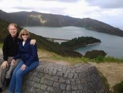 Fire Lake, Azores, Portugal 2014